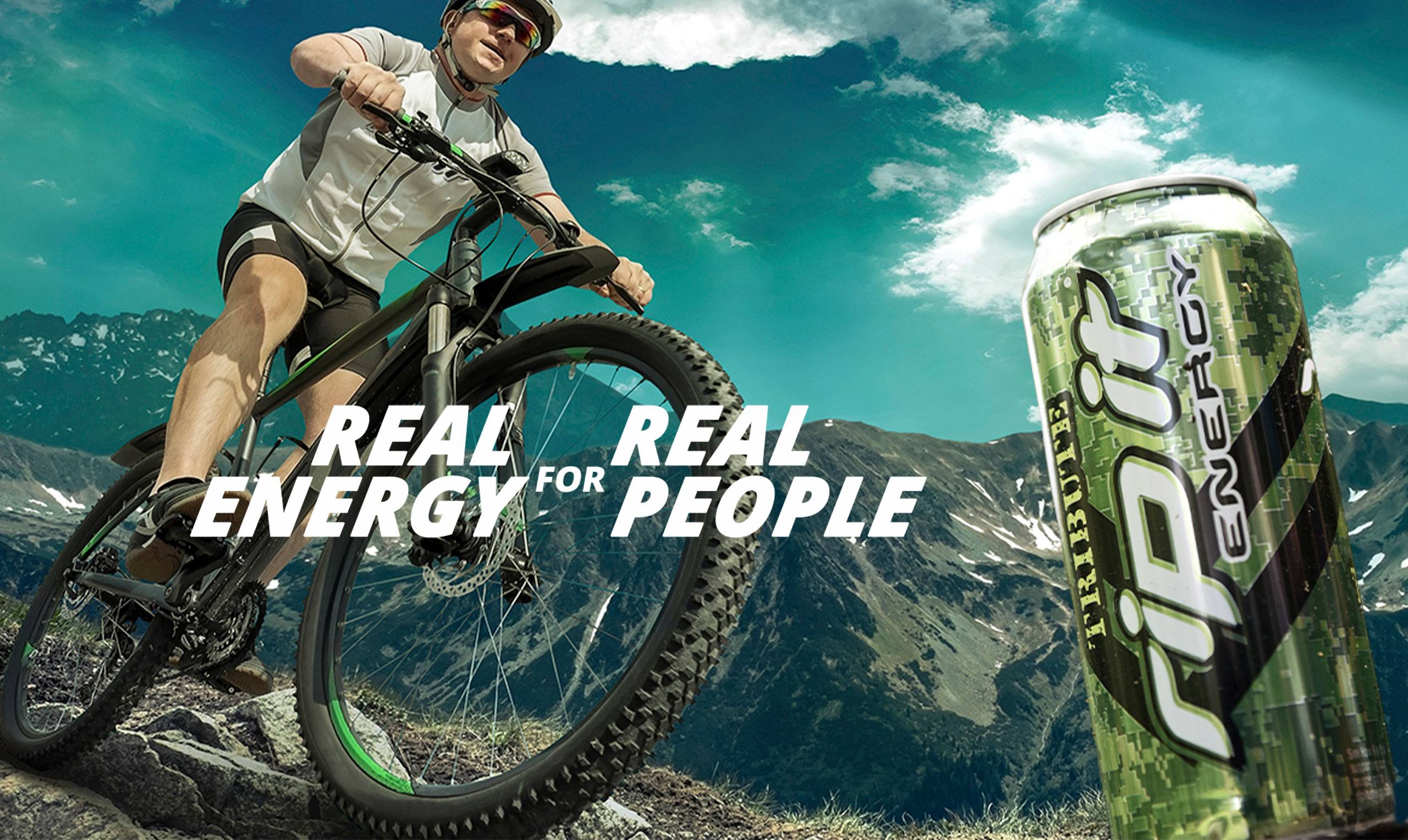 Real Energy Real Peaple